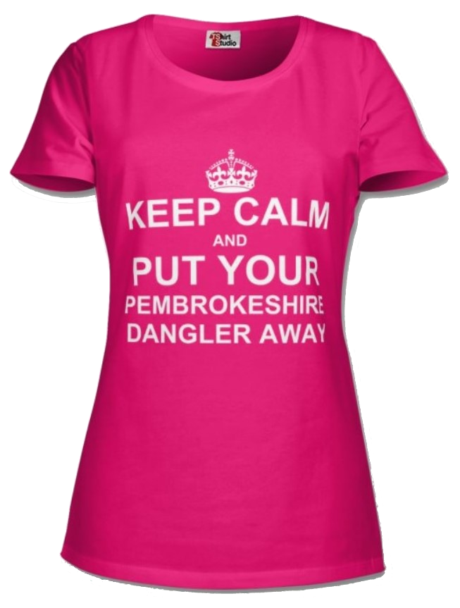 Dangler Female T-Shirt