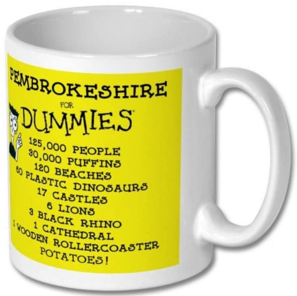 Pembrokeshire For Dummies