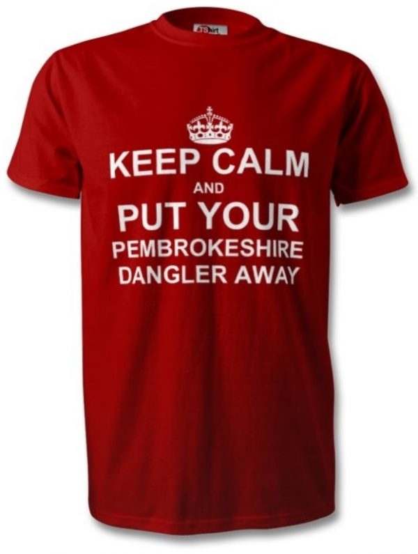 KEEP CALM DANGLER