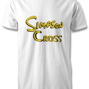 Simpson Cross T-Shirt