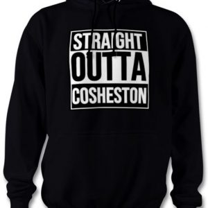 Straight Outta Hoodie