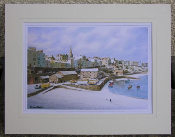 Harbour Beach Tenby